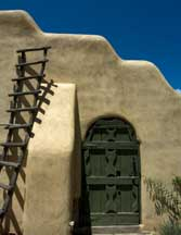 Traditional New Mexican Architecture