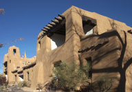 Santa Fe Museum of Fine Art, Downtown