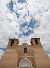 Historic Churches in Santa Fe