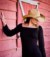 Authentic Cowgirl and Cowboy Apparel and dining